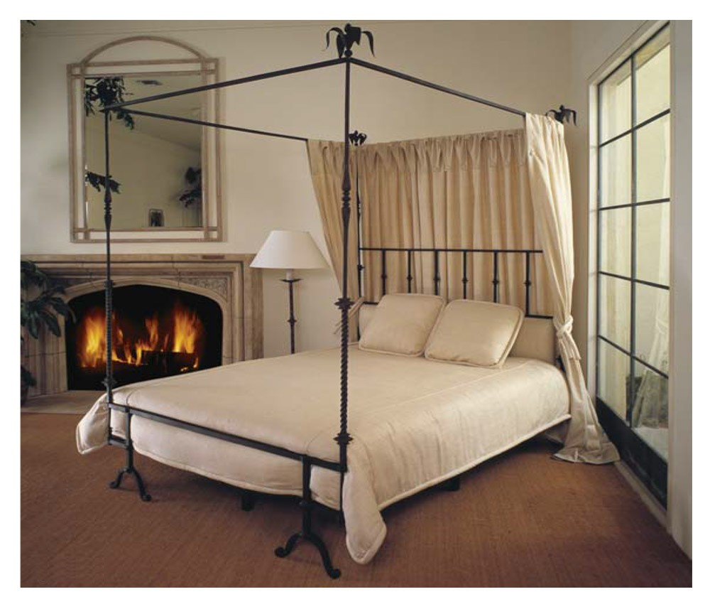 Italian Canopy Bed & Canopy Bed