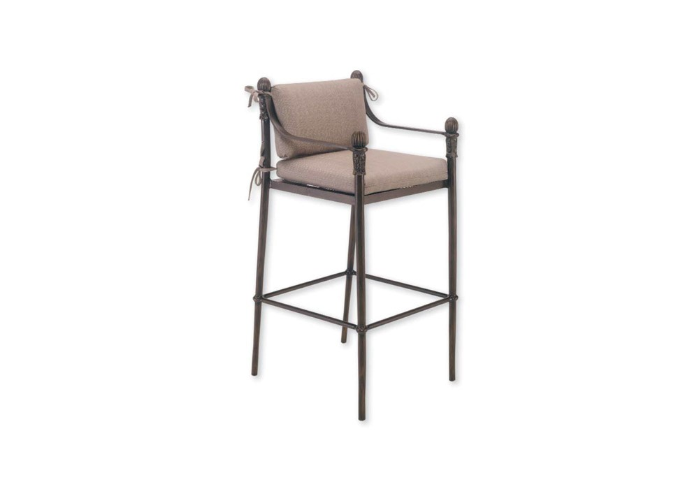 Concord Bar Stool Square Seat