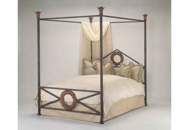 Laurel Canopy Bed