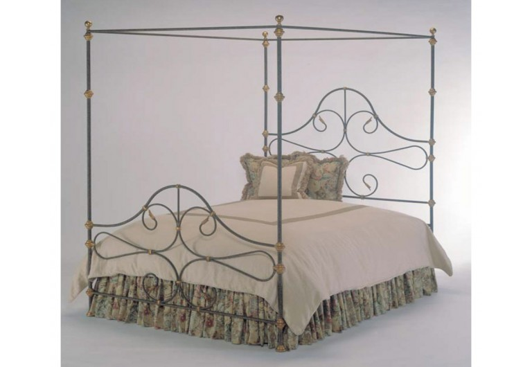 Marlow Canopy Bed