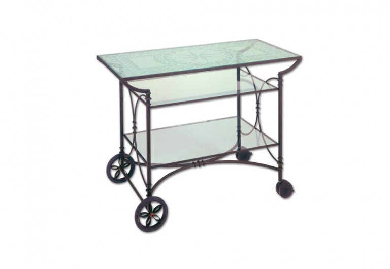 Athena Serving Cart
