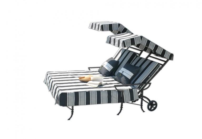 Athena Double Adjustable Chaise