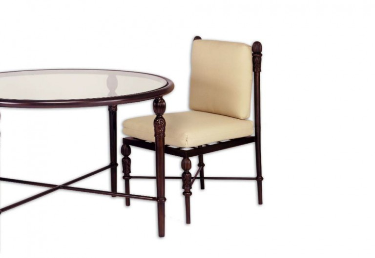 Concord Tapered Seat Dining Side Chair