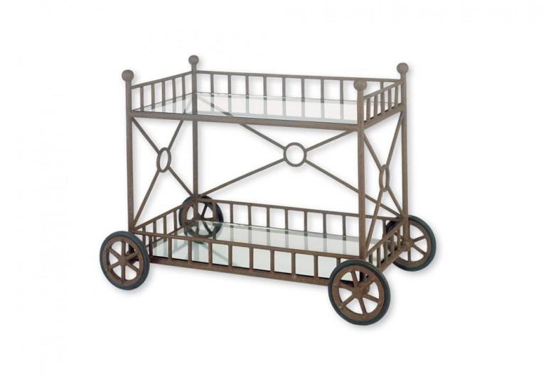 Etruscan Serving Cart