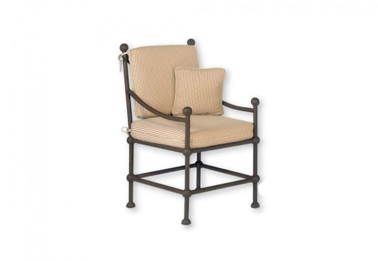 Etruscan Dining Armchair