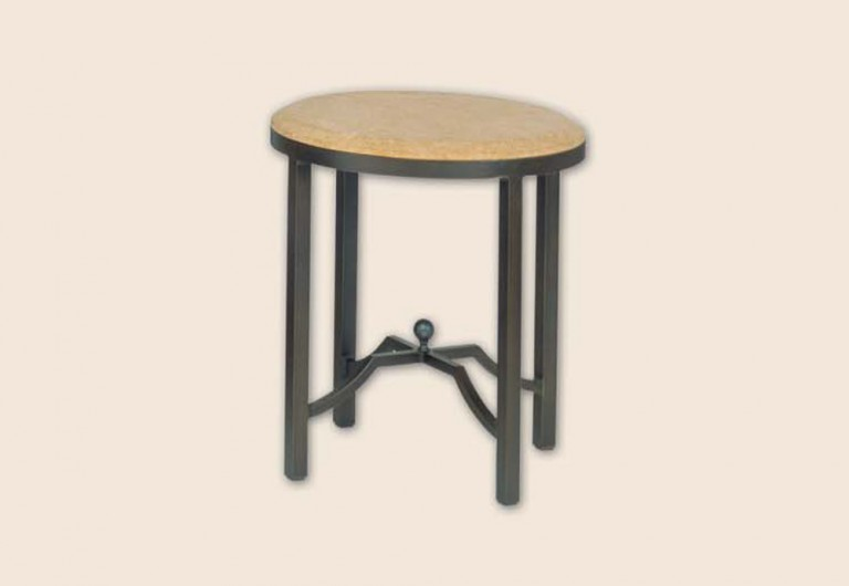 Legacy Round End Table