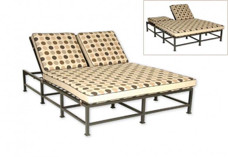 Legacy Double Adjustable Chaise