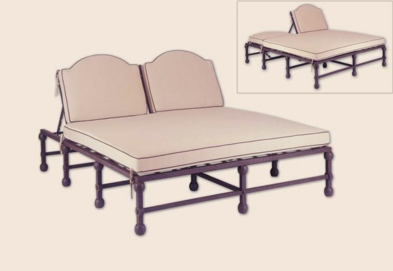 Monterey Double Adjustable Chaise