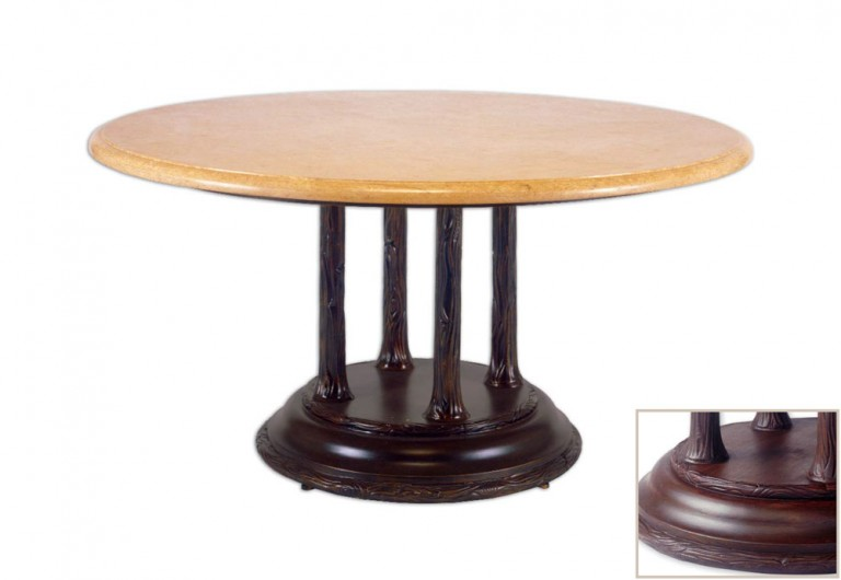 Sovereign Pedestal Dining Table