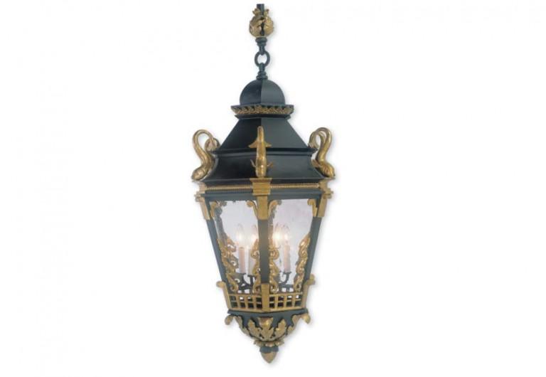 Warwick Hanging Exterior Lantern