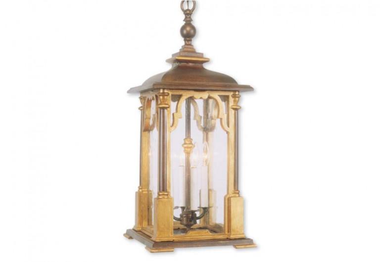 Sienna Hanging Exterior Lantern