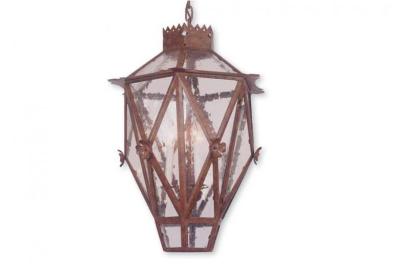 Avellino Exterior Hanging Lantern