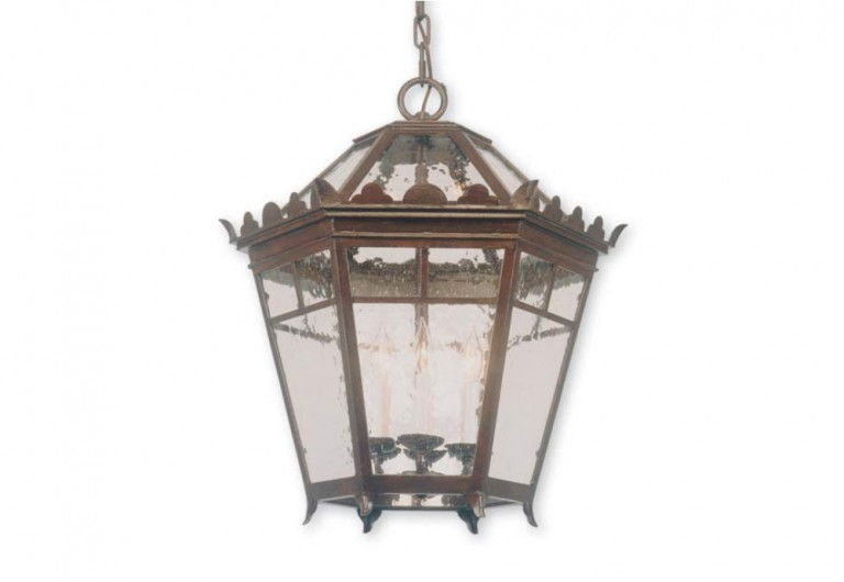 Piccolino Exterior Hanging Lantern
