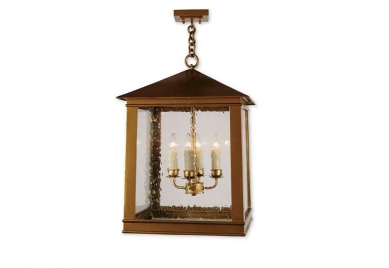 Madison Exterior Hanging Lantern