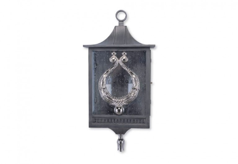 Bedros Exterior Wall Sconce