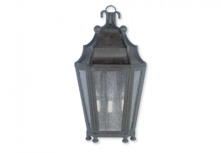 Capitol Exterior Wall Sconce