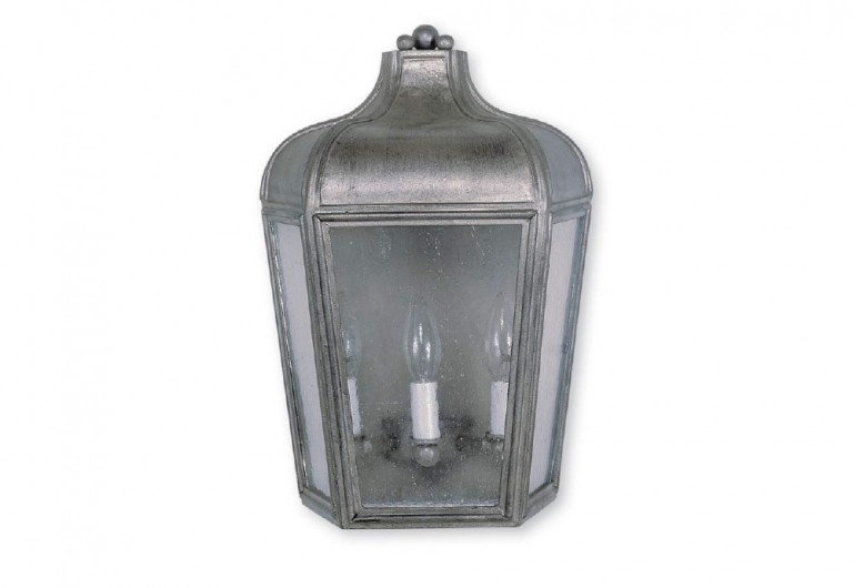 Belgian Exterior Wall Sconce