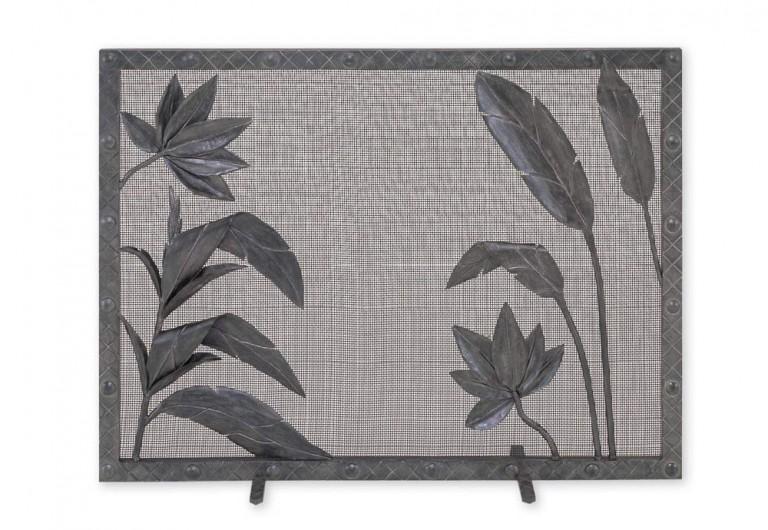 Leaf Fireplace Screen