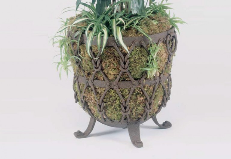 Knotted Handmade Planter