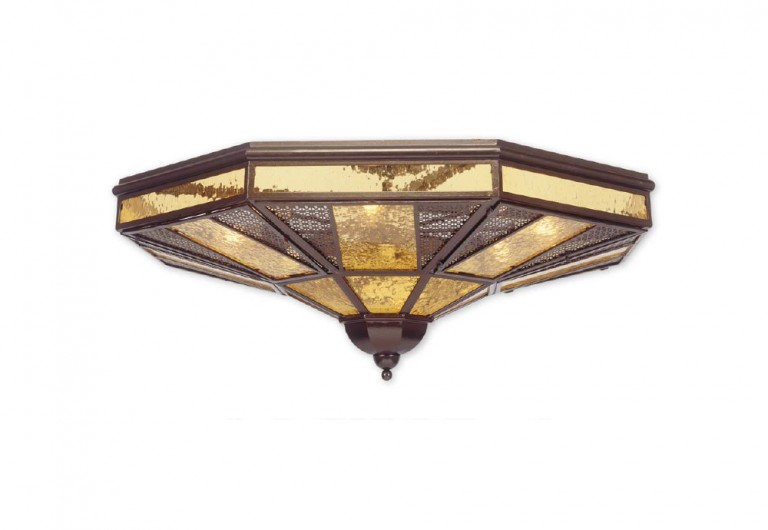 Decorative Grille Light Fixture