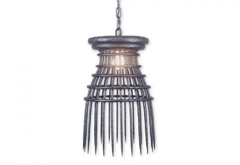 Spike Light Fixture