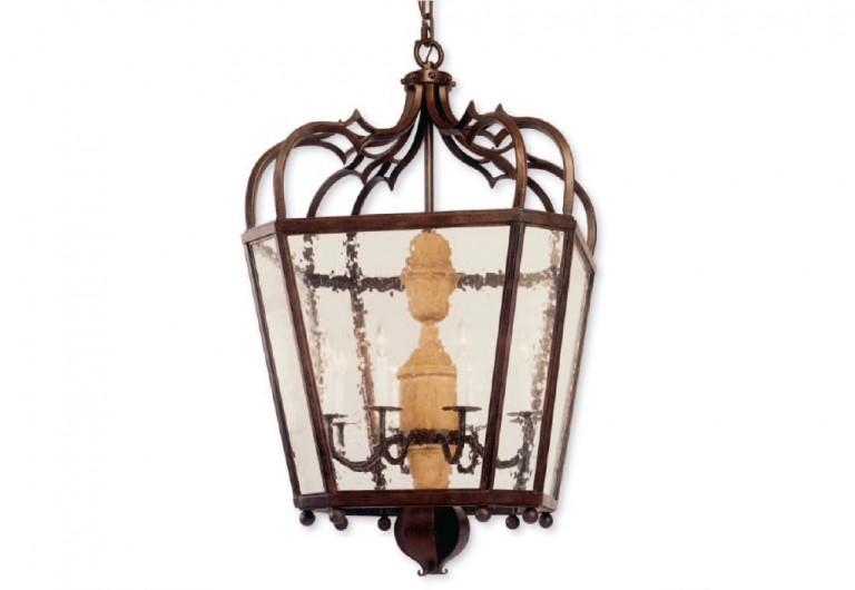 Carrara Lantern