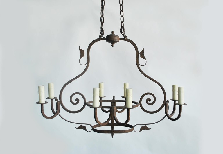 Country French Chandelier