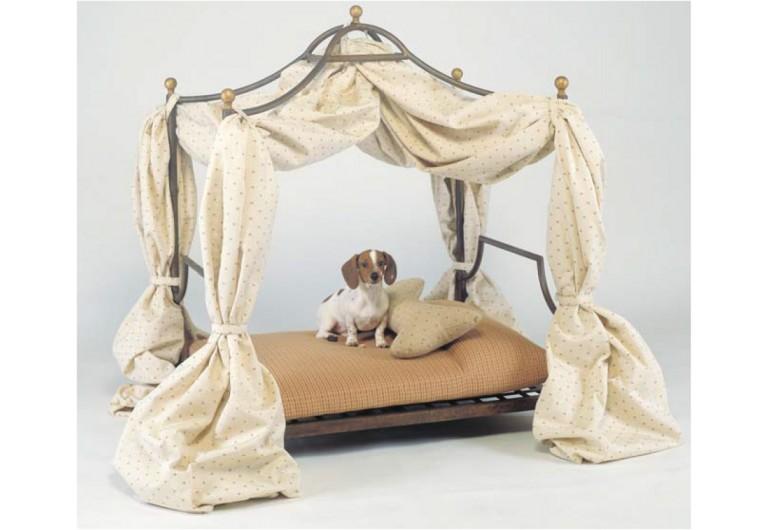 Aurora Canopy Pet Bed