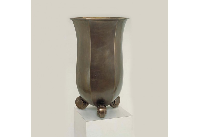 Emile Bronze Vase
