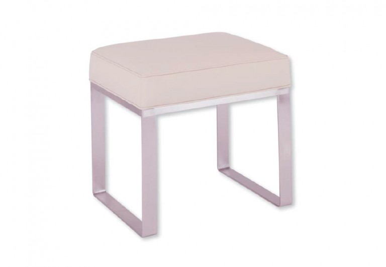 Montreal Stool – Stainless Steel Construction