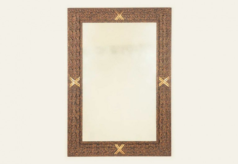 Leaf Mirror (RECTANGULAR)