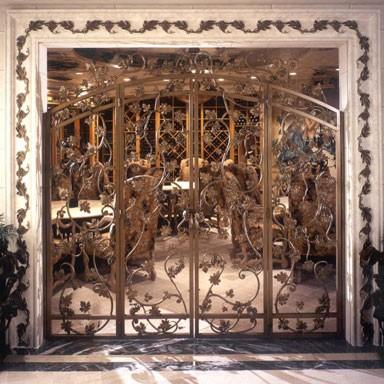 Gates: Interior & Exterior