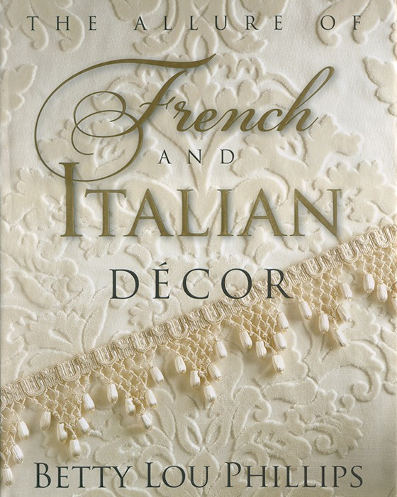 French and Italian Decor