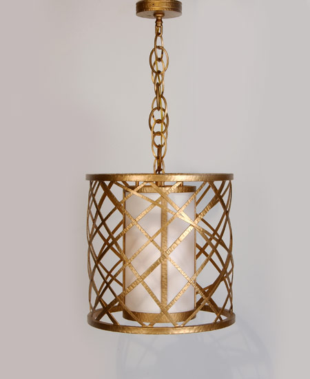 LF-403 Miami Light Fixture Vertical Version - Murray's Iron Works new products