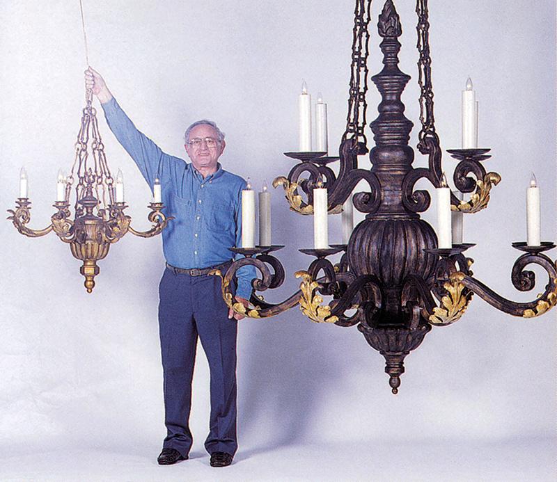 Massive Mahogany Wood Room - Murray's project