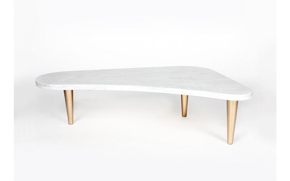 Organic-Shaped Coffee Table