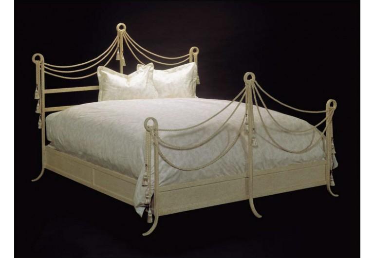 Tassel Four Poster Bed