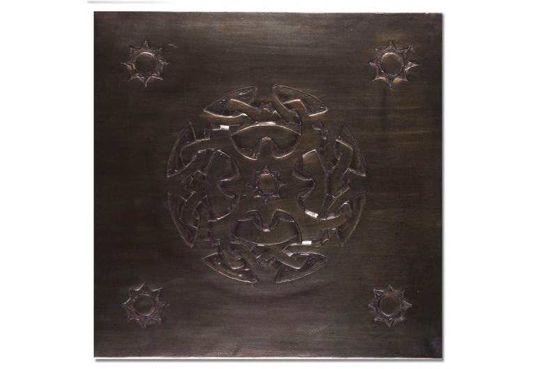 Bronze Tile # 114