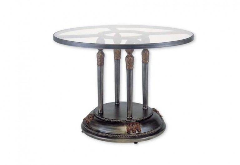 Concord Pedestal Dining Table