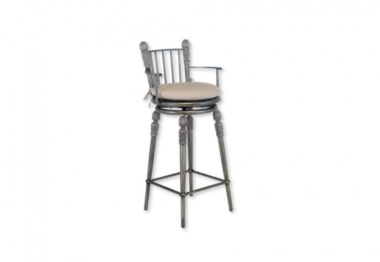 Concord Bar Stool - Round Seat W/Swivel