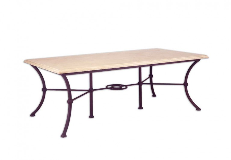Etruscan Dining Table With Six Legs