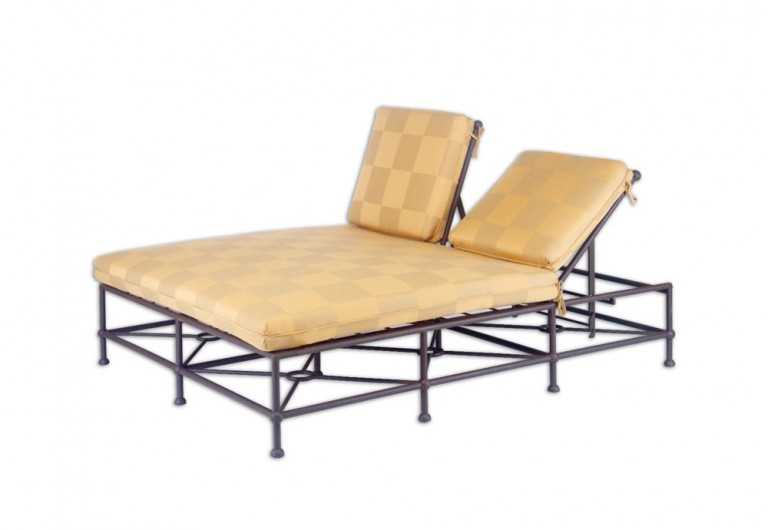 Etruscan Double Adjustable Chaise