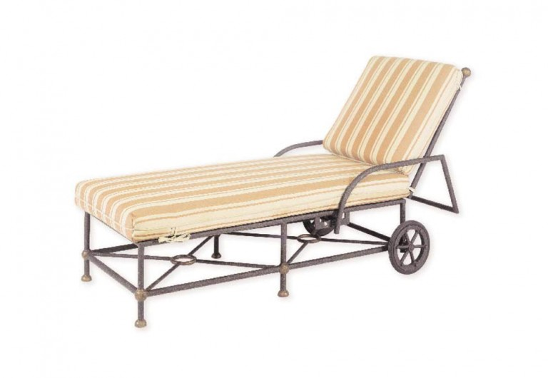 Etruscan Adjustable Chaise