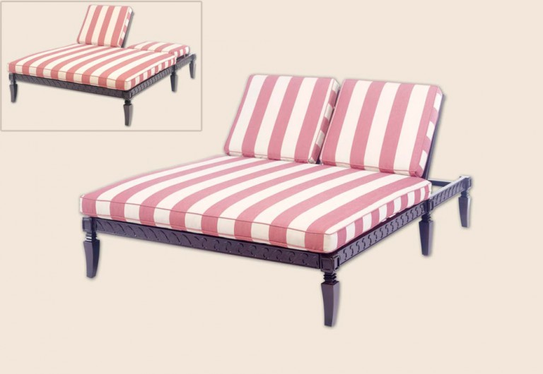 Oceana Double Adjustable Chaise