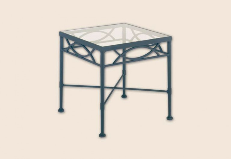 Roma Square End Table