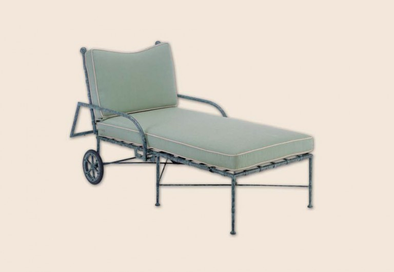 Roma Adjustable Chaise