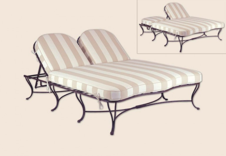 Sovereign Double Adjustable Chaise