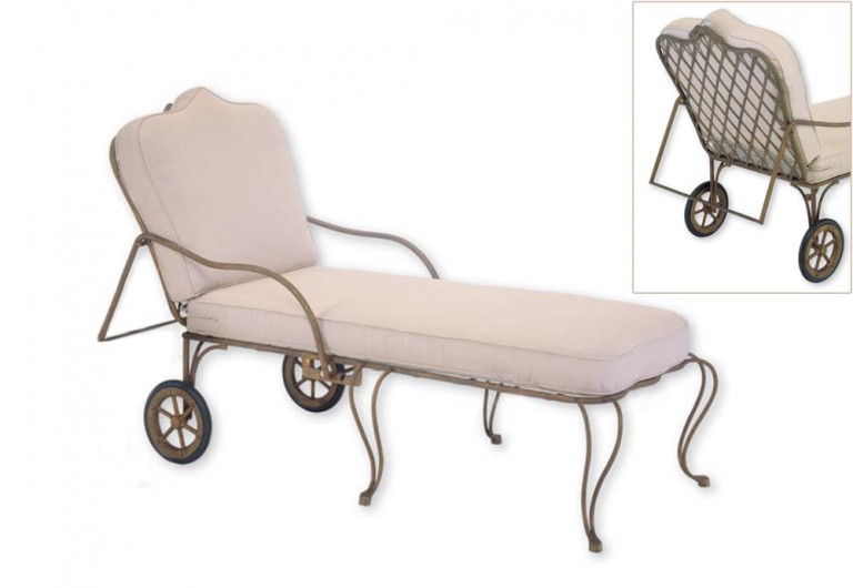 Sovereign Adjustable Chaise