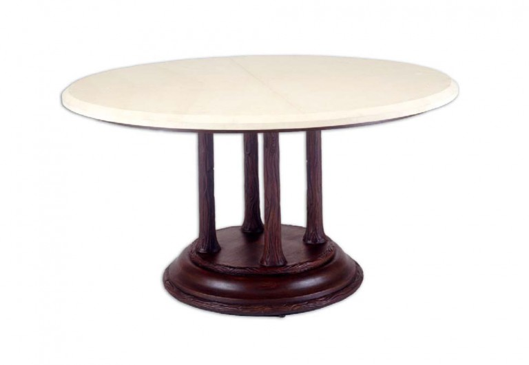 Twig Pedestal Dining Table