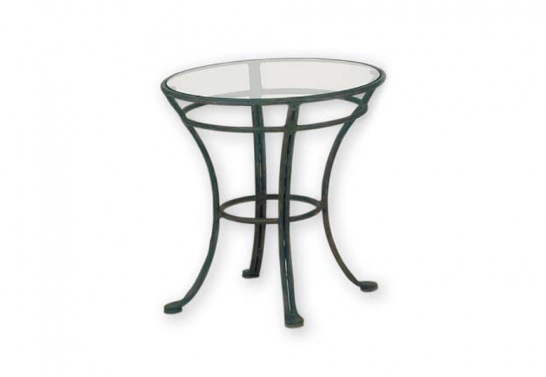 Twig Round End Table
